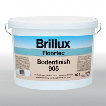 Floortec Bodenfinish 905